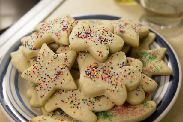 christmas cookies for all~!